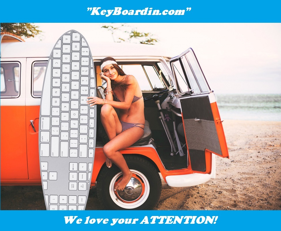 Keyboardin ; An Excellent Key to Surfing The World